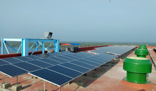 about solar power corporation